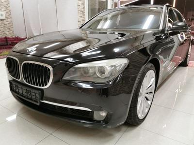 BMW 7-Series 2010 BMW 750 Li 2010 G.C.C full option in very goo...