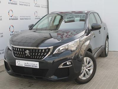 Peugeot 3008 2018 PEUGEOT 3008 1.6L ACTIVE WITH TURBO 2018 MODE...