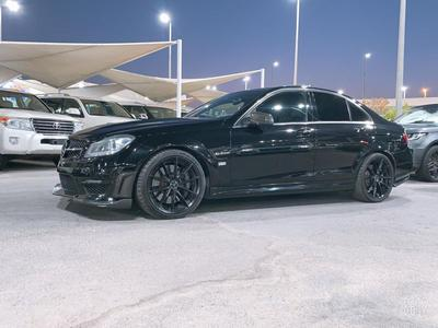 Mercedes-Benz C-Class 2013 Mercedes C63 japan spec excellent condition