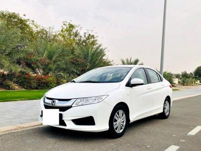 Honda City 2016 500 Aed/Month Honda City 2016 Gcc Spec 100%Ba...