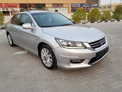 Honda Accord 2013 Honda Accord 2013 GCC FullOption Agency Maint...