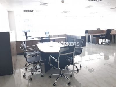 Property for Sale photos in JLT Cluster V: Fitted and Furnished Office|Prime tower - 1