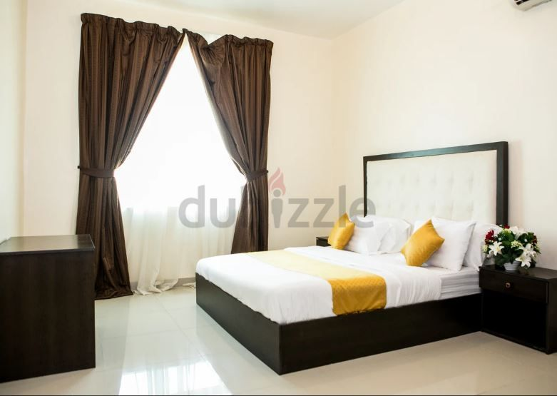 Property for Rent photos in Khalifa City A: Amazing Fully Furnished 1BR with cleaning and maintenance services - 1