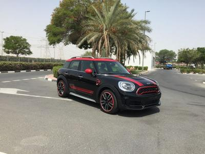MINI Countryman 2018 Mini Counrtyman 2018 GCC
