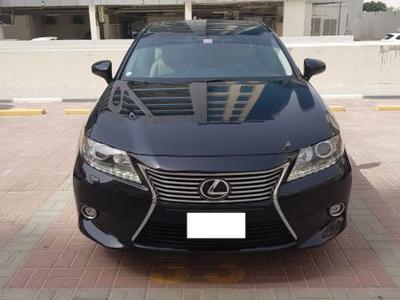 Lexus ES-Series 2014 Owner