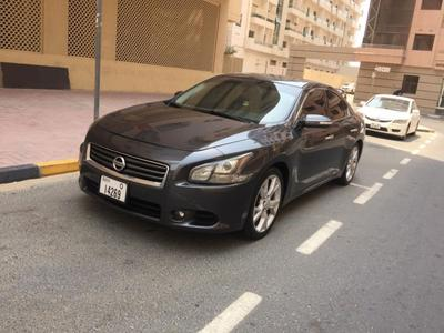 نيسان ماكسيما 2012 GULF SPEC*NISSAN MAXIMA*2012*TOP OF THE RANGE