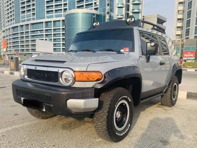Toyota FJ Cruiser 2013 Toyota Fj Cruiser Trail Teams Special Edition