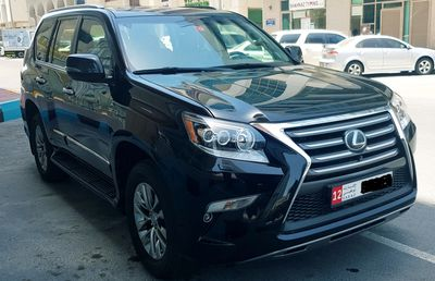 Lexus GX-Series 2014 PURCHASED FROM AL-FUTTAIM | FULL SERVICE HIST...