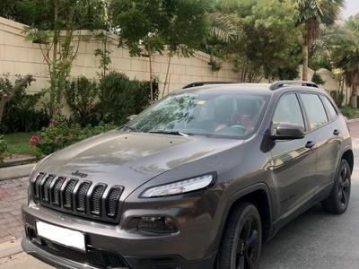 Jeep Cherokee 2017 Jeep Cherokee - 2017 - lady owner and driver
