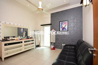Property for Rent photos in Al Furjan Villas: Type B|Near Pavilion|Fully furnished|With Garden - 1