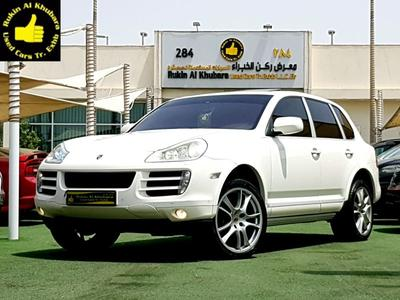 بورشه كايان 2009 Single Owner.Porsche Cayenne..Platinum..full ...