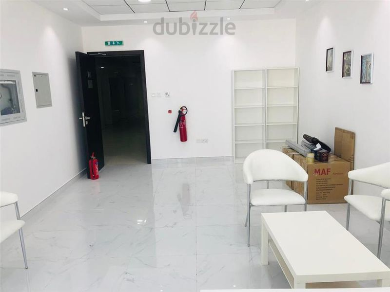Small Fully Furnished Office in Business Bay For Rent