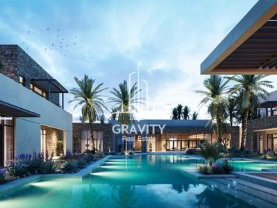 Property for Sale photos in Ghantoot: Unique and Luxurious villa w/ private beach access - 1