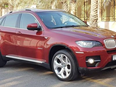 "BMW X6 2009 LIMITED BMW X6 V8 """" SCREEN """"Highest Categor..."