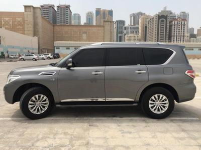 نيسان باترول 2016 Well Maintained 2016 Nissan Patrol SE V8 5.6L...