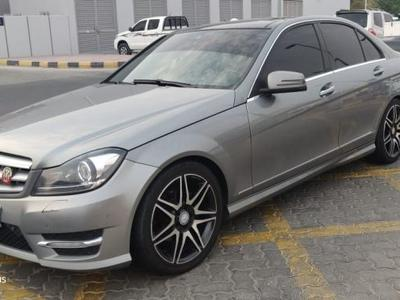 Mercedes-Benz C-Class 2013 Mercedes C200 / 2013 / GCC full option perfec...