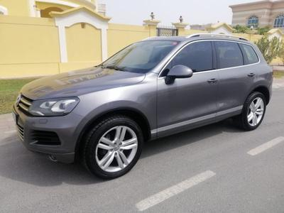 Volkswagen Touareg 2013 2013 Touareg full option Gcc