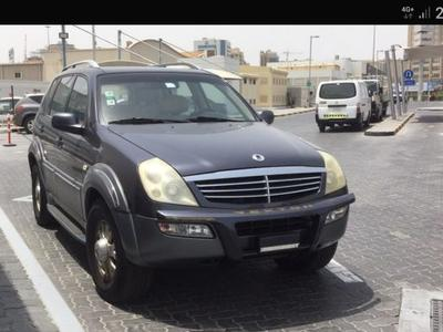 Ssang Yong Other 2005 Ssangyong Rexton in excellent condition