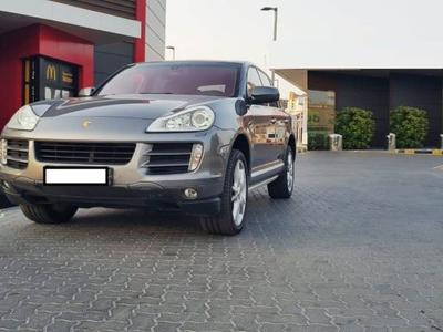 بورشه كايان 2008 Amazing Cayenne S 4WD GCC V8, very well maint...