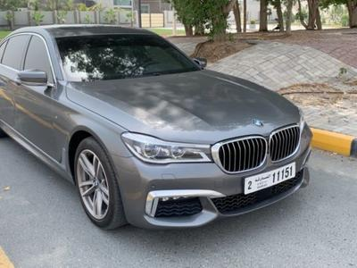 BMW 7-Series 2018 BMW 740 Li M kit FULL 2018 from Japan