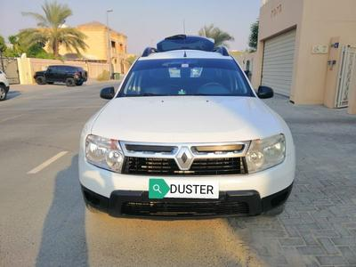 Renault Duster 2013 Renault Duster GCC SINGLE OWNED WHATSAPP ONLY