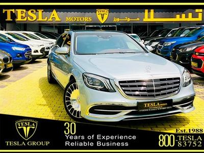 MAYBACH / S650 / V12 / 6.5L / GCC /...