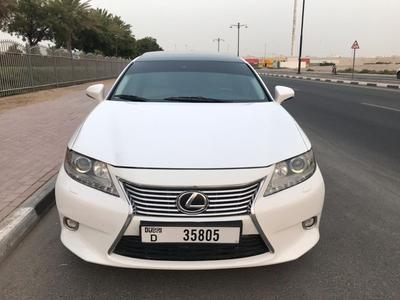 Lexus ES-Series 2014 LEXUS ES 350 2014 GCC full option Panoramic s...