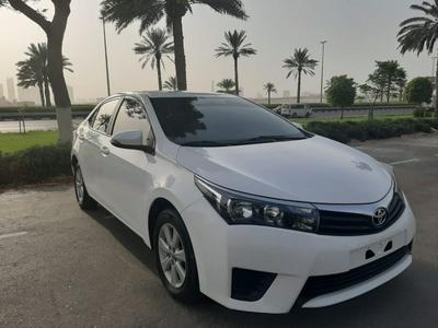 Toyota Corolla 2016 Toyota corolla SE 2016 model with 0% down pay...