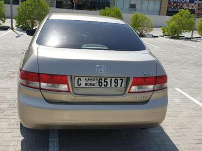 هوندا أكورد 2004 HONDA ACCORD 2004 FULLAUTO