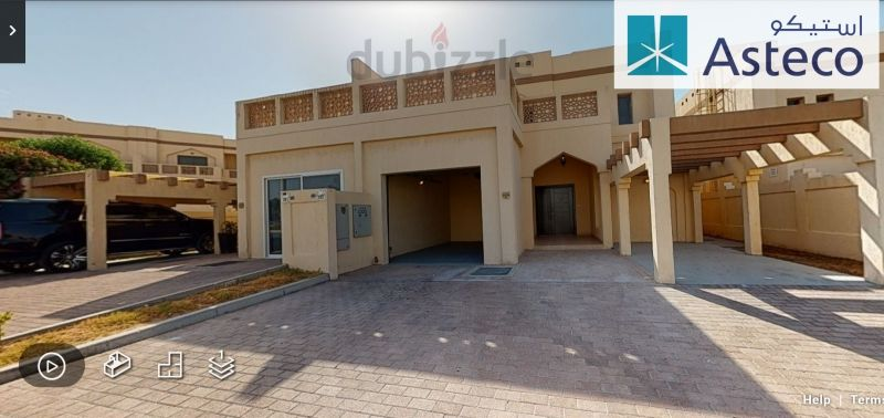 Property for Rent photos in Garden View Villas: 3 Bed Townhouse with Maids Room - 1