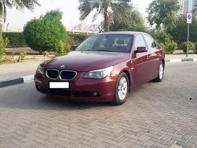 """BMW 5-Series 2005 GCC Beautiful BMW """"520I"""" in immaculate condit..."""
