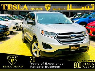 Ford Edge 2016 EDGE / 4WD / EcoBOOST / GCC / 2016 / WARRANTY...