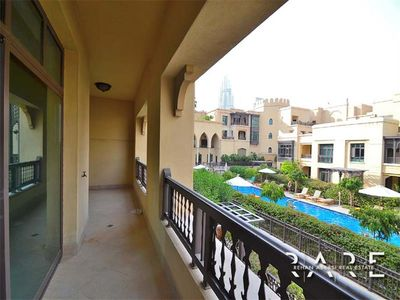 Property for Rent photos in The Old Town Island: 2 Bedrooms with Balcony   Pool View   Old Town - 1