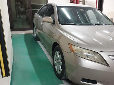 تويوتا كامري 2008 Quick Sale ..!! Perfect Camry 2008 Gold color...