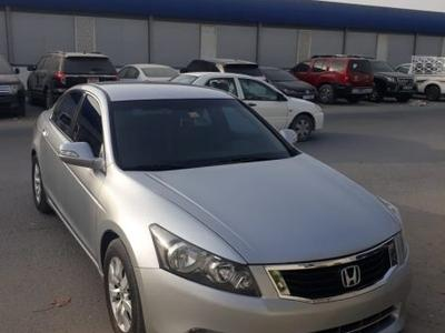 Honda Accord 2008 Honda Accord 2008 GCC