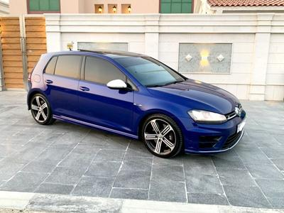 Volkswagen Golf R 2016 Volkswagen Golf R 2016 Accident Free