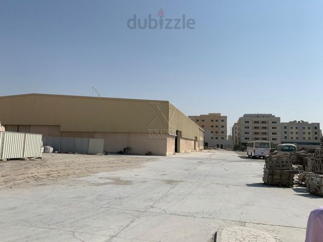 Brand New Warehouse | Office with Open Yard in Jebel Ali 1.