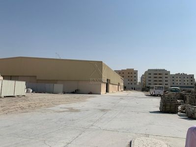 Property for Sale photos in Jebel Ali Industrial Area 1: Brand New Warehouse | Office with Open Yard in Jebel Ali 1. - 1