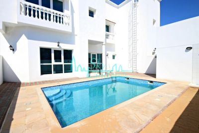 Property for Rent photos in Jumeirah 2: Modern| Very Spacious and bright 5 bed | Private pool - 1