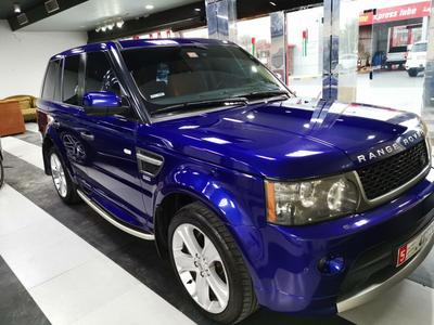 لاند روفر رينج روفر سبورت 2011 Amazing Range Sport HST Supercharged in excel...