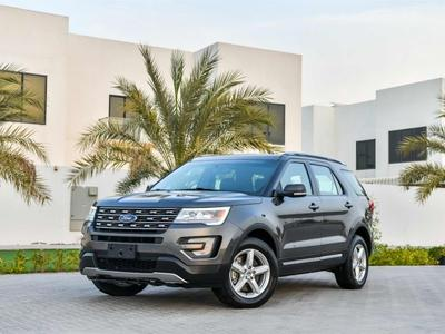 Ford Explorer 2017 Ford Explorer XLT - 12,000kms Only - With War...
