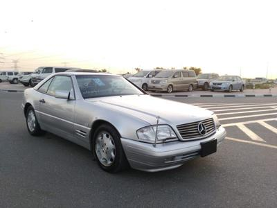 Mercedes-Benz SL-Class 1997 MERCEDES SL320 JAPAN IMPORTED