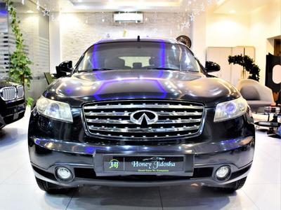 إنفينيتي FX45/FX35 2006 AMAZING Infiniti FX35 2006 Model!! in Black C...