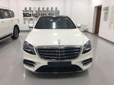 Mercedes-Benz S-Class 2018 S450 GCC BRAND NEW UNDER WARRANTY