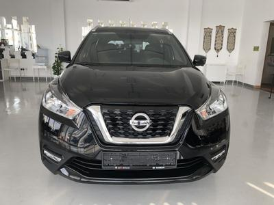 Nissan Kicks 2018 KICKS GCC UNDER WARRANTY NO 1