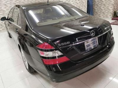 مرسيدس بنز الفئة-S 2007 Beautiful Mercedes Benz s550 For Sale
