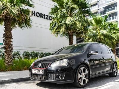 فولكسفاغن GTI 2009 TURBO 2.0 Volkswagen GTI  GCC| Perfect Mainte...
