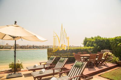 Property for Rent photos in Signature Villas Frond K: LUXURIOUS 4 BR VILLA| ATLANTIS VIEW | PRIVATE POOL  BEACH | PALM JUMEIRAH - 1