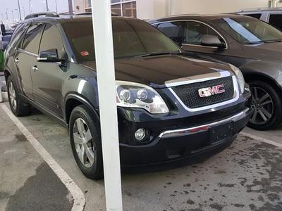 GMC Acadia 2009 2009 Gmc Acadia Gulf specs Full options