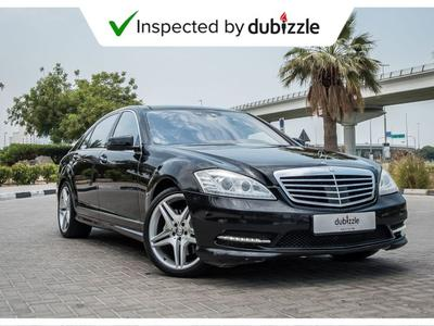 مرسيدس بنز الفئة-S 2011 Inspected car | 2011 Mercedes Benz S500 LWB  ...